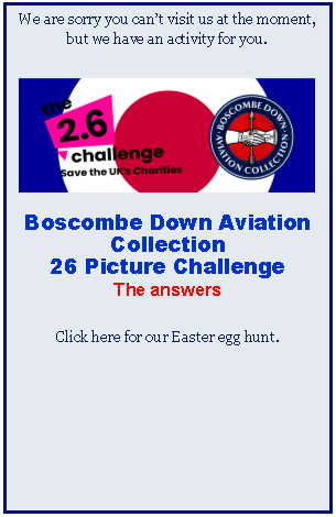 Text Box: We are sorry you can't visit us at the moment, but we have an activity for you.